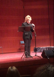 Joan Rivers Monologue performed by the Museum of Jewish Heritage Museum in NYC as part of the Untold Stories of Jewish Women Festival in March 2018